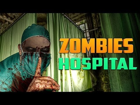 ZOMBIE HOSPITAL ★ Call of Duty Zombies