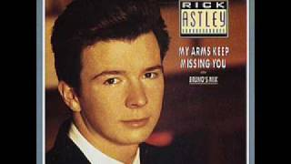 Watch Rick Astley My Arms Keep Missing You video