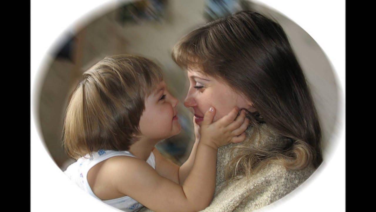 Стих к фото ребенка с мамой