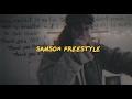Samson - What's Real Freestyle (#OneTake)