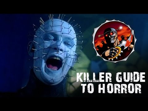 Killer Guide to Horror: Pinhead HD Arrow in the Head