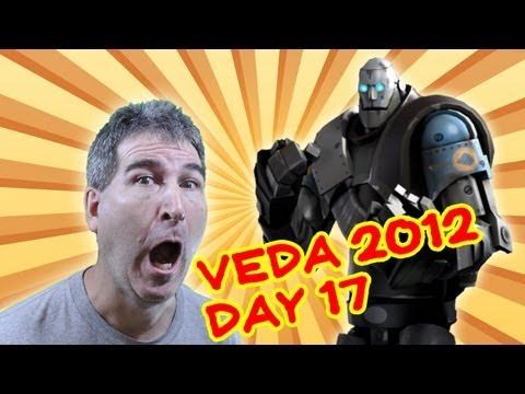 KILLER ROBOT ATTACK! – VEDA #17