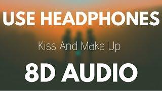 Dua Lipa Blackpink Kiss And Make Up 8d Audio