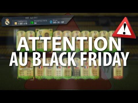 ATTENTION AU BLACK FRIDAY | PACKS + CRASH MARKET