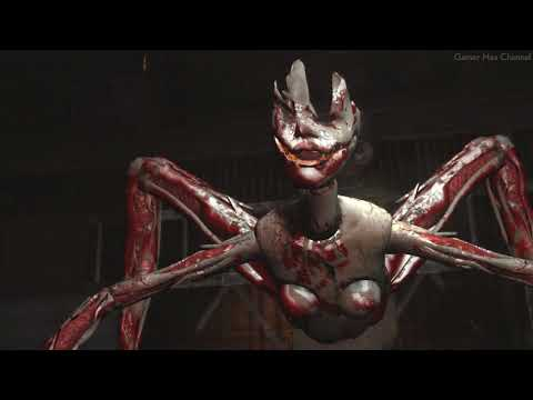SILENT HILL HOMECOMING - All Boss Fights & Ending / All Bosses (With Cutscenes) Hard Difficulty
