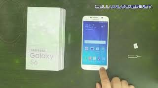 Cell Phone Unlock Codes | Unlock Samsung Galaxy S6 Tutorial & Guide - SM-G920A, SM-G920F, SM-G920W8