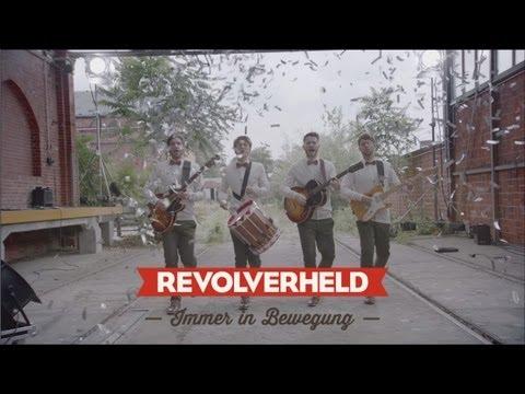 Revolverheld - Immer In Bewegung