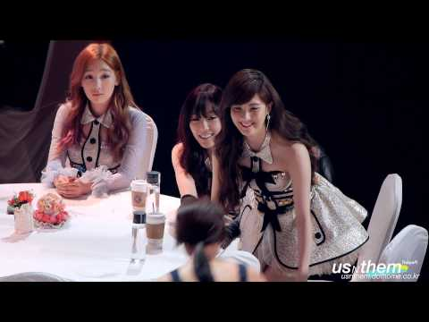 130213 When TTS meets Yubin(WG) at GaonAward