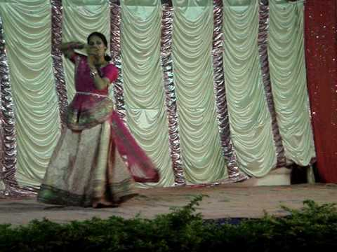 jijis dance at Meghas Sangeet