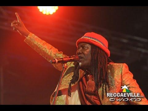 Alpha Blondy - Peace In Liberia @ Reggae Jam 2015