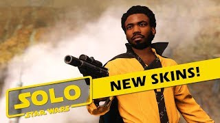 All New SOLO Hero Skins [With Voices] added in II Season 2 | Cinematic Showcase