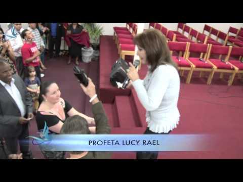 Profeta Lucy Rael mover Profetico