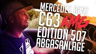 JP Performance - Mercedes Benz C63 AMG Edition 507 | Abgasanlage