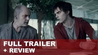 Warm Bodies - Warm Bodies Official Trailer 2013 + Trailer Review : HD PLUS
