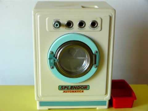 Museo virtuale delle lavatrici giocattolo 32 video for Lavatrice si blocca durante il lavaggio