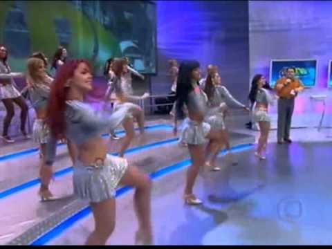 Ballet do Faustão - Tempos áureos do ballet - 1.avi