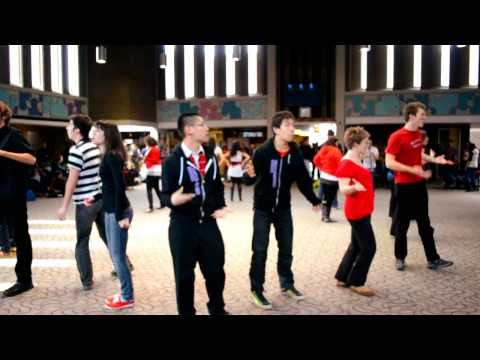 The Unaccompanied Minors and other University of Waterloo clubs came together to perform a random act of love: Born This Way Cover by Lady Gaga. During Rando...