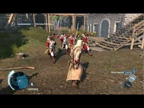 Assassin\'s Creed 3 Benedict Arnold - Missão DLC