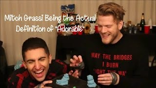 "Download Lagu Mitch Grassi Being The Actual Definition of ""Adorable"" (Part 1) Gratis STAFABAND"