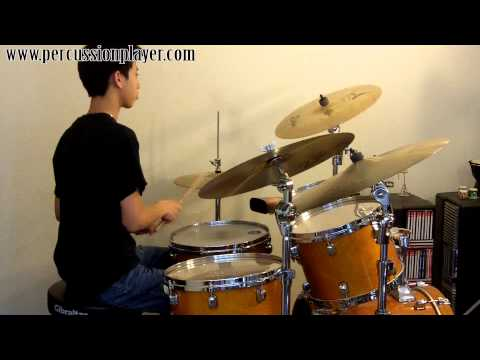 Day Tripper (Beatles) - Drum Cover