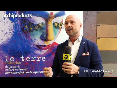 OLTREMATERIA   Loris Casalboni   Archiproducts Design Selection - Salone del Mobile Milano 2015