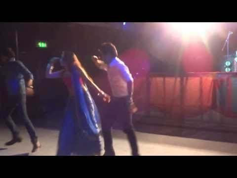 Tere Mohalle  Mera Piya Ghar Aaya  Tattad Tattad - Diwali Dance '13 video