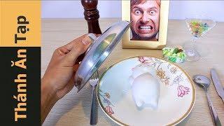 Thánh Ăn Mèo Lười SQUISHY - Thánh Ăn Tạp #8 - Ăn Đồ Chơi Trẻ Em