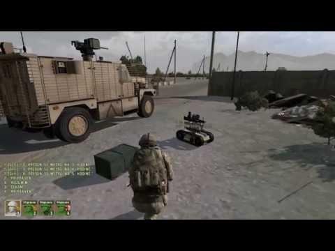 ARMA 2 Bomb Patrol Afghanistan