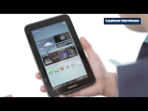 "Samsung Galaxy Tab 2 7"" and Samsung Galaxy Ace Bundle Deal"