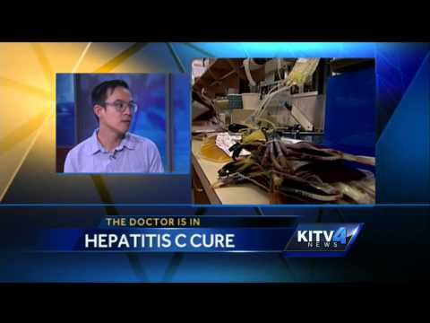 New drug approved to help treat Hepatitis C