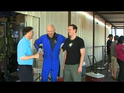 Parachute Mobile Mission 9 team member interviews, Part One of Two