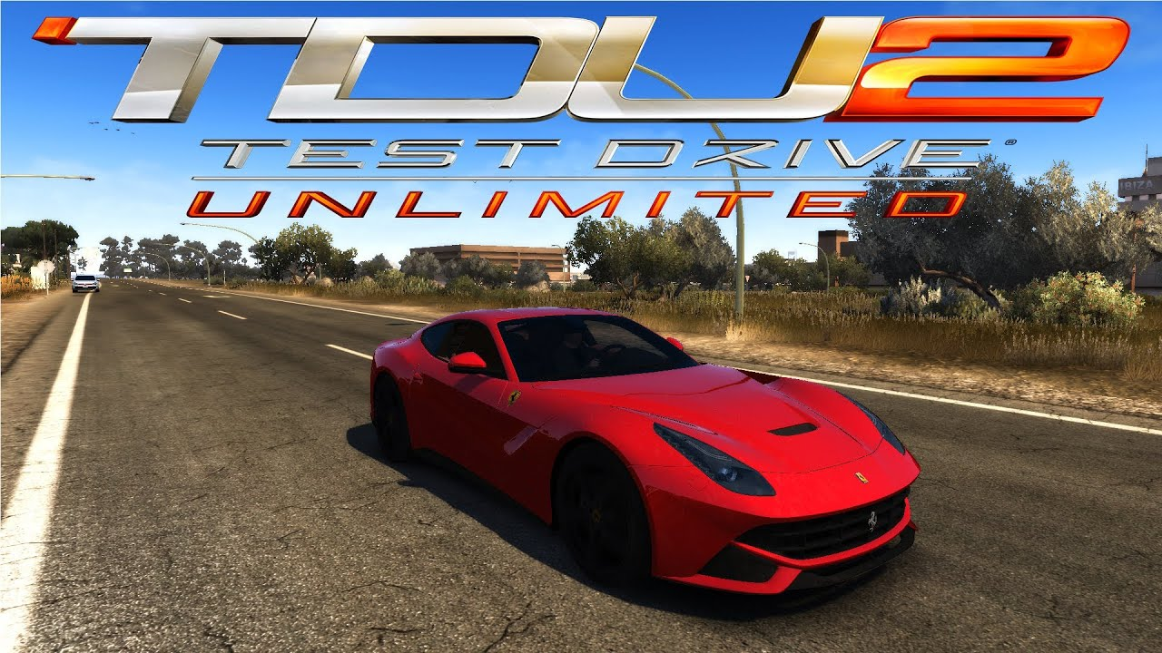 Test Drive Unlimited 2 - Unofficial Patch v0.3 Ferrari F12 Berlinetta.