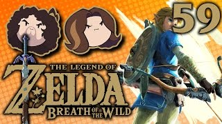 Breath of the Wild: Cast Away - PART 59 - Game Grumps