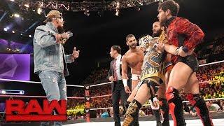 Download Nefarious Cruiserweights brutalize Kalisto: Raw, Oct. 16, 2017 3Gp Mp4