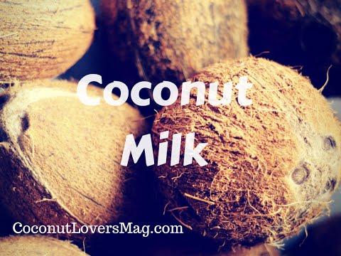 11 Health Benefits of Coconut Milk