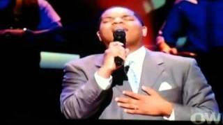 Oprah In Tears At Joel Osteen's Lakewood Church