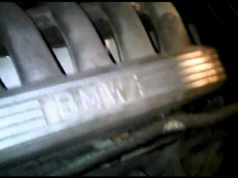 BMW E38 V12 Vacuum leak