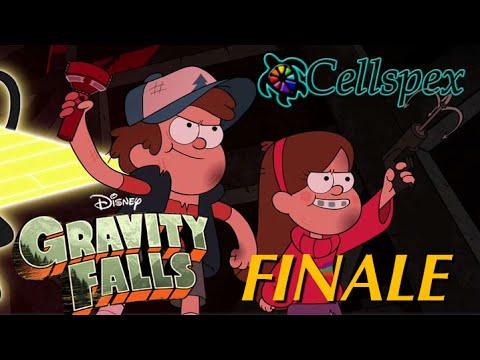 Gravity Falls FINALE Review AKA Dammit Stan!