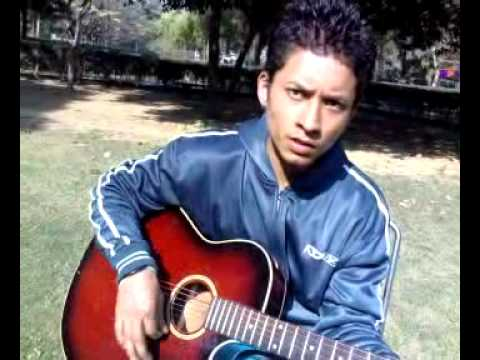 chalte chalte yunhi ruk  jata hoon guitar video