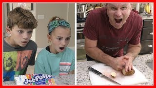 DAD PRANKS THE KIDS! | We Are The Davises