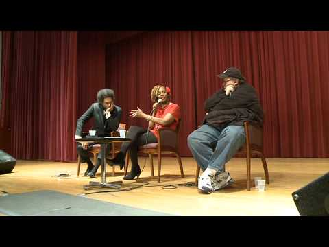 Cornel West and Michael Moore- The Beginning is Near Hosted by Esther Armah