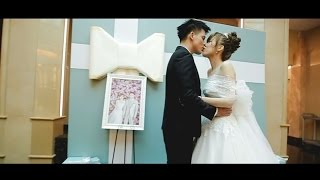 GU STUDIO WEDDING STORY HIGHLIHGT CHUNG & CHEN WEDDING HIGHLIGHT 豪鼎大飯店