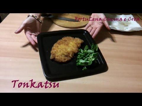 Tonkatsu Ricetta (Tonkatsu Recipe)