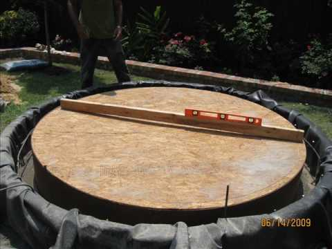 Fuente de jardin youtube for Carpetas para jardin de infantes