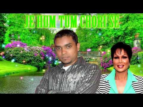 Satnarine Ragoo & Drupatee Ramgoonai - Je Hum Tum Chori Se 2014...