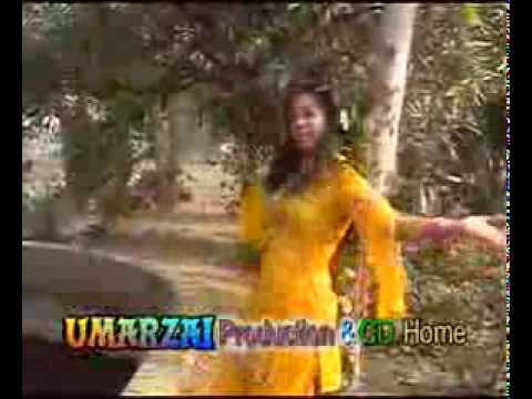 sexy pashtun dravidian girl is performing the new attan style