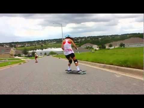 Party like Florida Longboarding