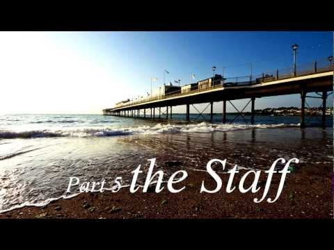 Torbay The Hotel Channel 4 Mark Jenkins the staff
