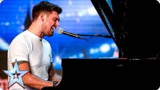 Download Lagu Josh Curnow puts his own spin on Green Day classic | Auditions Week 6 | Britain's Got Talent 2016 Gratis STAFABAND