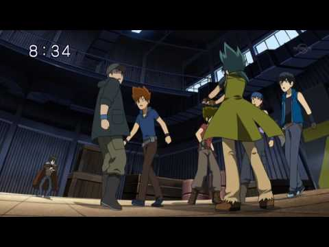 Download Anime Beyblade Metal Fight Sub Indo